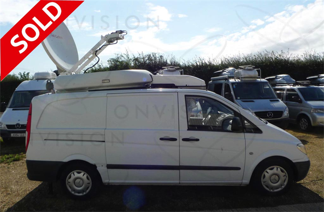 Compact DSNG Dual Thread 200w HPA Left Hand Drive - Low Miles  SOLD