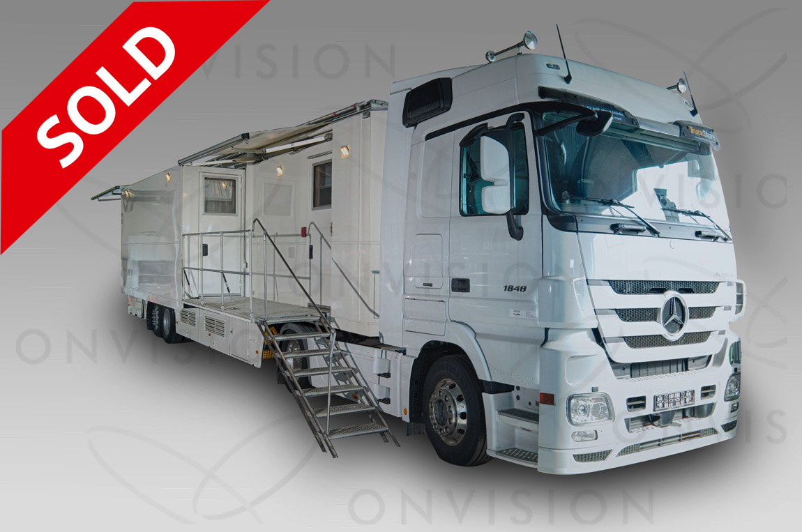 Single Expanding 13m Rack Ready Trailer - Price Reduced August 2019 SOLD