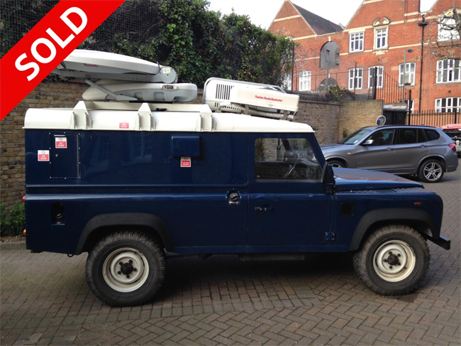 Land Rover SNG  SOLD