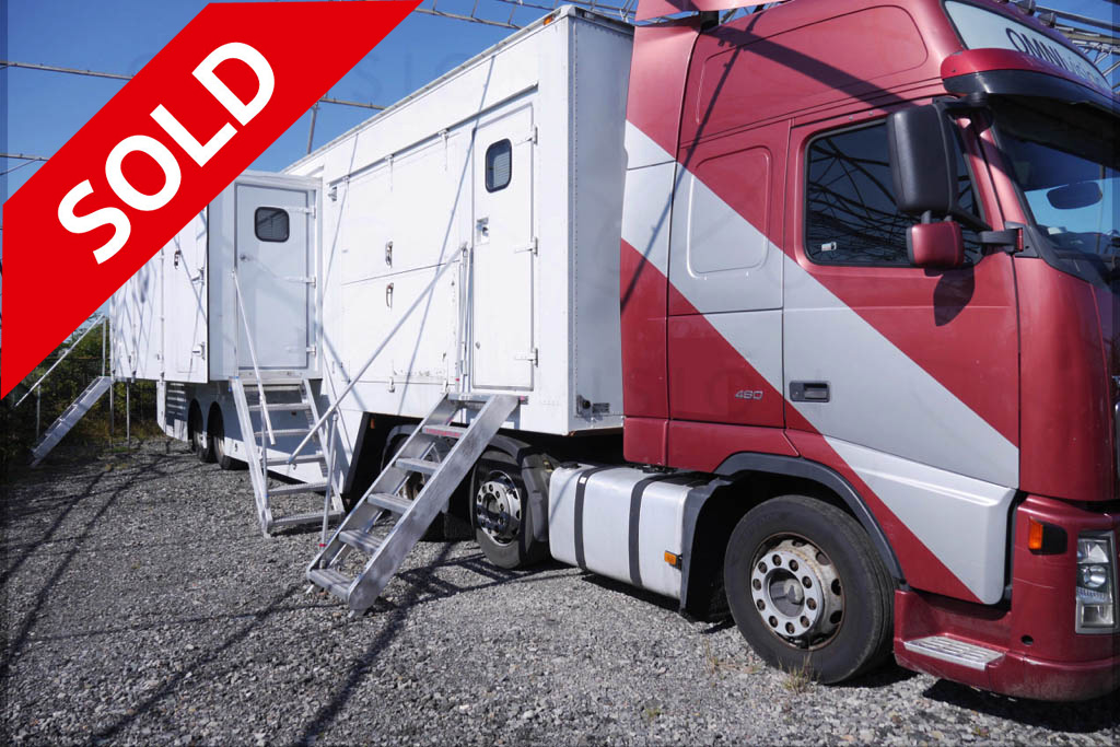 Expanding Side Trailer SOLD