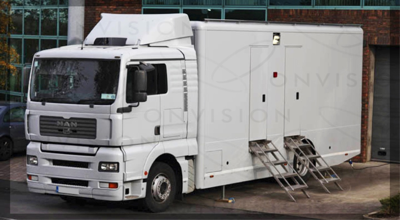 Rigid 10m Rack ready OB Right Hand Drive UK spec